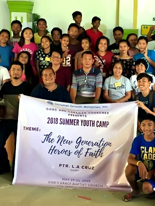 full|CGM Summer Youth Camp 2018